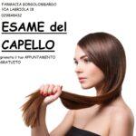 ESAME GRATUITO DEL CAPELLO-18 MAGGIO